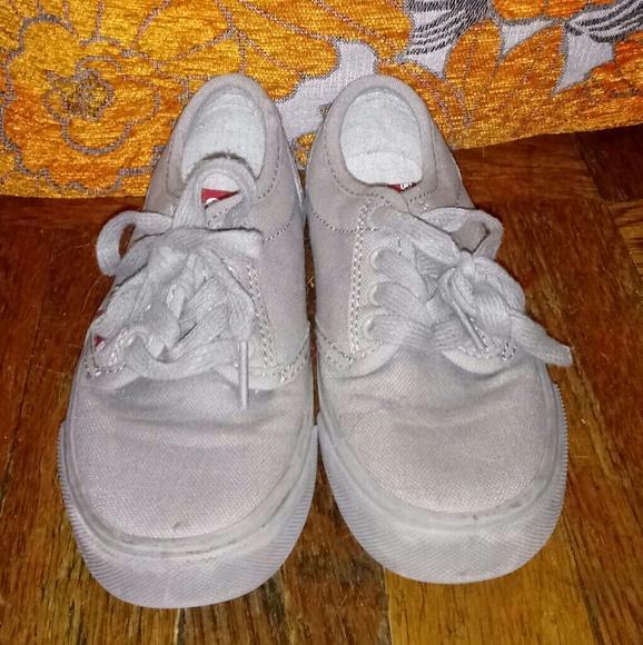 Girls Gray Levis Sneakers | Poshmark